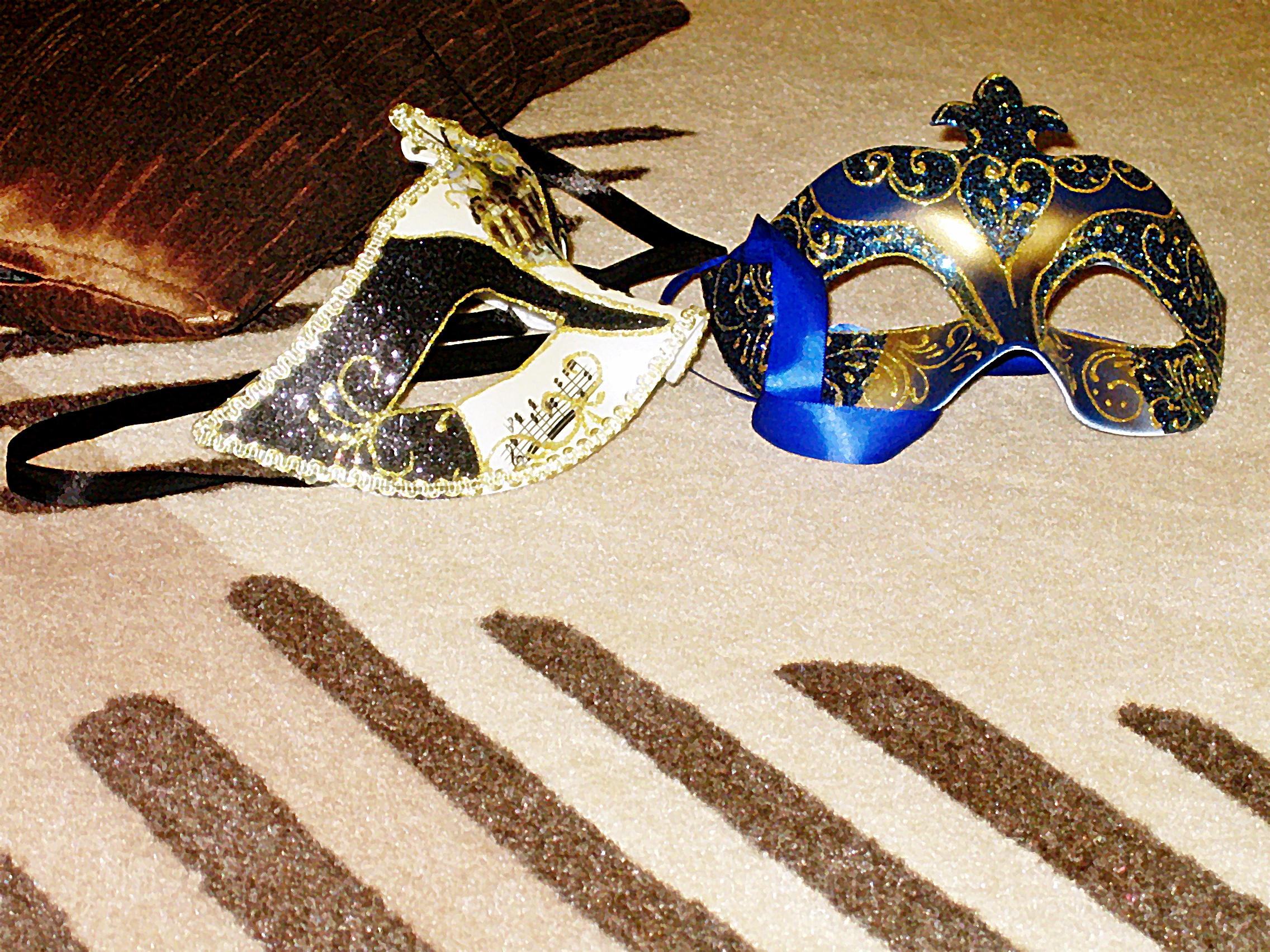 Masques fait à la main